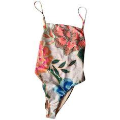 MARA HOFFMAN Women Swimwear - Vestiaire Collective (470 BRL) ❤ liked on Polyvore featuring swimwear, mara hoffman swimwear and mara hoffman