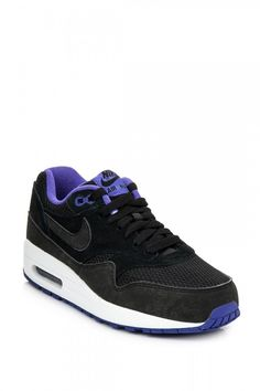 Nike Air Max Essential Black Hyper Grape Ayakkabı: Lidyana.com