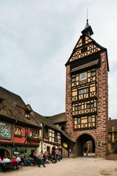 - Riquewihr - Alsace, France martinlux.tumblr.com...
