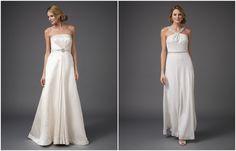 Wedding Inspiration: High St Fashion Allanah and Lyra Wedding dresses by Monsoon. http://www.pierrecarr.com/blog/2014/08/wedding-inspiration-high-st-fashion/ #Monsoon #Weddingdress