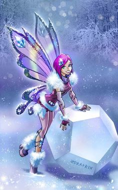 Winx Universe By Zoratrix On DeviantArt