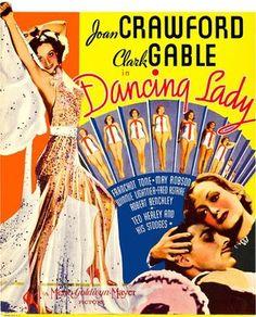 projetor antigo: Amor de Dançarina 1933 Leg avi  1933, Clark Gable, Comédia/Musical/Romance, Franchot Tone, Fred Astaire, Grant Mitchell, Joan Crawford, Legendado, May Robson, Nelson Eddy, Robert Z. Leonard