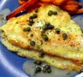 Old-fashioned, reliable Sole Dore recipe. Enjoy lightly battered fish finished with an easy lemon caper sauce with this recipe that serves four. Fish Dishes, Seafood Dishes, Fish And Seafood, Seafood Recipes, Dinner Recipes, Fish Recipes, Lemon Caper Sauce, Lemon Butter Sauce, Sole Recipes