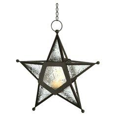 Starla Candle Lantern