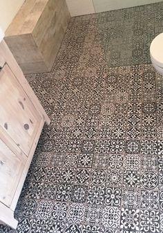 Moroccan Vintage Tiles Sydney Patterned