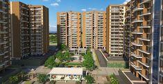 Ganga Florentina is a premium residential project of Goel Ganga Developments in NIBM, Pune.