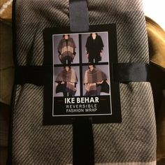 Ike Behar Fashion Wrap Never been used! Accessories Scarves & Wraps