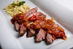 Steak With Onion and Tomato Sauce Recipe Details | Recipe database | washingtonpost.com