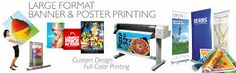 Printland Color Printing Services In-Print Banner On Home Printer Best Photo Printer, Digital Banner, Best Banner Design, Banner Printing, Printing Press, Display Banners, Custom Vinyl Banners, Cool Posters, Printing Services