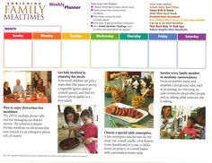 Use this colorful family mealtimes planner to choose dinner menus ahead of time. www.nybeef.org. Beef Hash, Family Planner, Dinner Menu, Family Meals, Dinners, Healthy Eating, Colorful, How To Plan, Dinner Parties
