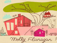 Molly Flanagan Photography flavor illustration by This Paper Ship