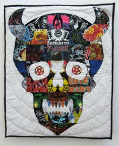 Heavy Metal quilts!