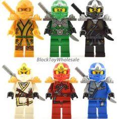 ninjago figures 7 - Google Search