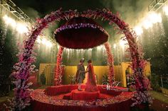Take a look at this important pic and also have a look at the shown help and advice on Marriage Love Quotes Wedding Stage Backdrop, Wedding Backdrop Design, Wedding Hall Decorations, Desi Wedding Decor, Wedding Entrance, Wedding Mandap, Wedding Scene, Mandap Design, Outdoor Indian Wedding