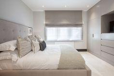 Parkside II   Luxury Bedroom Interior   JHR Interiors