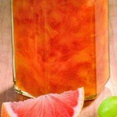 Grapefruit, Jam Recipes, Pineapple, Food, Marmalade Recipe, Sandwich Spread, Canning, Ideas, Pine Apple