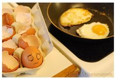 Creative and Funny Egg Photography