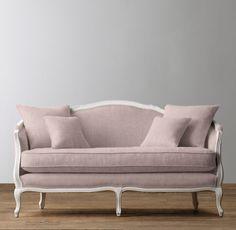 Shipping Furniture To Hawaii Sofa Furniture, Home Decor Furniture, Cheap Furniture, Furniture Makeover, Living Room Sofa, Living Room Decor, Victorian Sofa, French Sofa, French Style Sofa