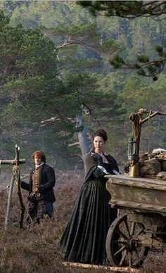 jamie and claire fraser #Outlander