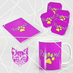 .. Mugs, Notebooks and Coasters! ... a few of the 'Pawsome' gifts from the Mollycat collection at Society6 (Follow link in bio @mollycat_finland or click links on photo) . . #mollycatfinland #coasters #society6artist #society6living #paws #pawsome #pets #cats #cat #awesome #wordplay #words #cute #coolcats #fashion #catwoman #giftideas #mugoftheday #catitude #catsagram #caturday #猫 #katzen #society6notebook #catlady #catsofinstagram #catloversclub #society6 #society6shop Small Cat, Typography Quotes, Art Market, Catwoman, Cool Cats, Cat Lady, Finland, Art Boards, Notebooks