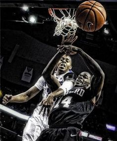 f56858414ae DJ Stephans with the BLOCK on HARVARD!!!!  GoTigersGo  DJhasAHighBballiq  Memphis