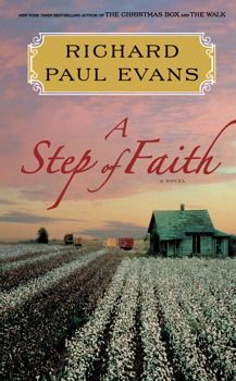 A Step of Faith by Richard Paul Evans.  Read it in one day.  Wonderful book.   #4 in a series.