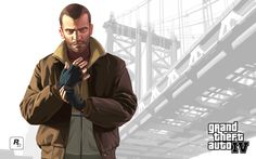 2560x1600px Grand Theft Auto IV screensavers backgrounds by Hope Little