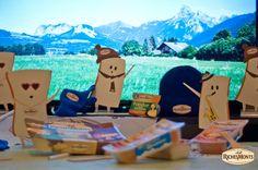 Les fromages à raclette @richesmonts ont passé du bon temps en Savoie !