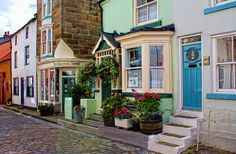 staithes, shops by Philip Ed, via Flickr Continental Europe, Seaside Village, Irish Sea, Thing 1, North Sea, North Yorkshire, Great Britain, United Kingdom, Blood
