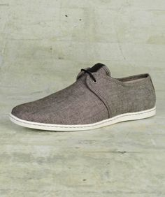 Fred Perry, Chambray Shoe!