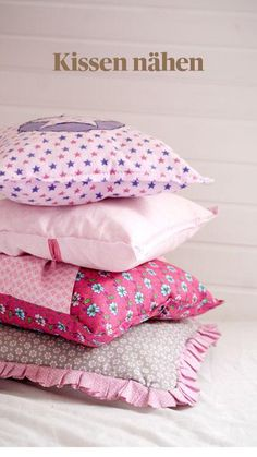 Sewing Basics, Sewing For Beginners, Sewing Hacks, Sewing Tips, Diy Pillows, Decorative Pillows, Cushions, Throw Pillows, Sew Mama Sew