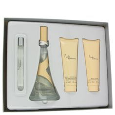 Nude By Rihanna perfume GIFT SET 3.4 oz EDP 100 ml by RIHANNA FOR WOMEN 4 pcs #Rihanna #discountperfumes #freeshipping #scentsandsensibility
