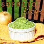 Traditional Puerto Rican Sofrito Recipe