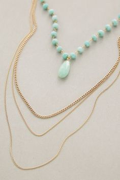 Talia Necklace - anthropologie.com
