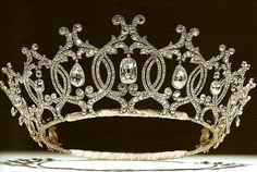 British Crown Jewels Tiaras | ... the kent aquamarine tiara england portland diamond tiara england
