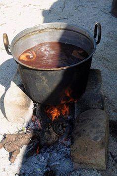 Vino Cotto Ricetta Tipica Siciliana - Siciliafan