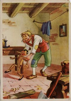 morals of pinocchio Geppetto calls him pinocchio (which means 'pine nut') and brings him up as his  son  carlo collodi did a very fine job of putting morals in with pinocchio's.