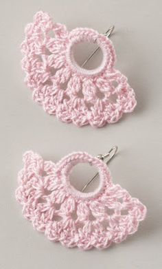 Free downloadable crochet & craft jewelry patterns!