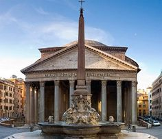 The Best Places to Visit in Europe: When in Rome - Go to the Pantheon
