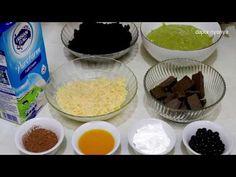 RESEP PUDING ALPUKAT CREAM CHEESE - YouTube Cheese, Cream, Youtube, Food, Custard, Meals, Youtubers, Yemek, Youtube Movies