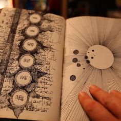 I think it would be awesome to have a website look like a sketchbook.