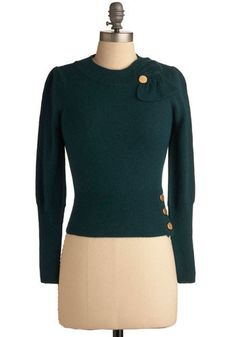 Perfect sweater. Simple, tailored, classy and charming. The ...