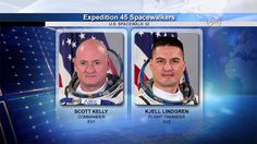 NASA Astronauts Scott Kelly and Kjell Lindgren  NASA Astronauts Complete Their First Spacewalk  October 28th  2015