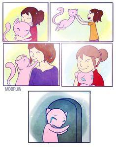 Why I'd Never Catch a Legendary // #Pokemon #Comics #Sad