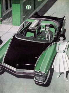 DREAM CARS IN ADVERTISING