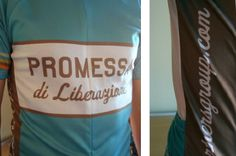 Partners Cycling Jersey - Dean Milliman's Work