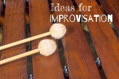Mrs. Miracle's Music Room: Improvisation Ideas for the Music Classroom
