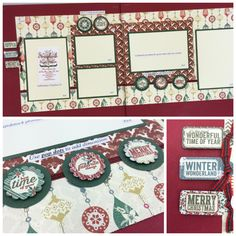Best site ever for scrapbook page kits! Scrapbook Super Station