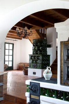 Sukoró - tervező: Mérmű Építész Stúdió Rustic Restaurant, Weekend House, Rustic Fireplaces, Traditional Interior, Dream Apartment, My House, Sweet Home, Cottage, Patio