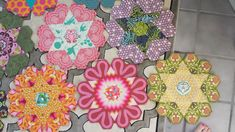 Quilting Rage: Tula Pink English Paper Piecing